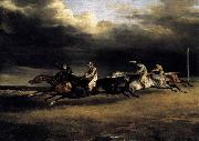 Theodore Gericault The Epsom Derby china oil painting reproduction
