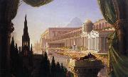Thomas Cole The Architect's Dream china oil painting reproduction