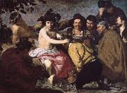Velasquez Dionysus china oil painting reproduction