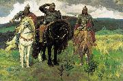 Viktor Vasnetsov Bogatyrs china oil painting reproduction
