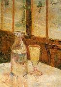 Vincent Van Gogh Still Life with Absinthe china oil painting reproduction