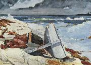 Winslow Homer After the Tornado, Bahamas china oil painting reproduction
