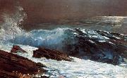Winslow Homer Sunlight on the Coast, china oil painting reproduction