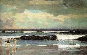 Winslow Homer Beach china oil painting reproduction