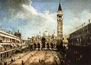 charles de brosses Piazza San Marco in Venice china oil painting reproduction