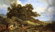 ralph vaughan willams a bohemian landscape with shepherds china oil painting reproduction