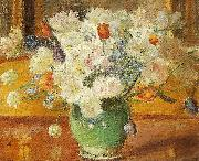 Anna Ancher en buket blomster china oil painting reproduction