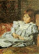 Carl Wilhelmson portratt av marit gardellericson china oil painting reproduction