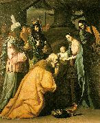 Francisco de Zurbaran epiphany china oil painting reproduction