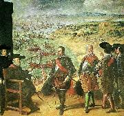 Francisco de Zurbaran the defense of caadiz against the english china oil painting reproduction