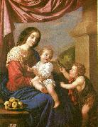 Francisco de Zurbaran virgin and child with st, china oil painting reproduction