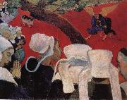 Paul Gauguin the vision afer the china oil painting reproduction