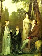 Pierre-Paul Prud hon the schimmelpenninck family china oil painting reproduction