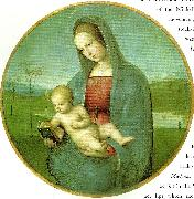 Raphael madonna conestabile china oil painting reproduction