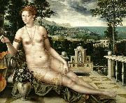 jan massys venus cythereia china oil painting reproduction