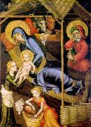unknow artist The Nativity china oil painting reproduction