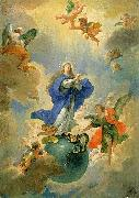 AMMANATI, Bartolomeo Immaculate Conception china oil painting reproduction