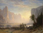 Albert Bierstadt Valley of the Yosemite china oil painting reproduction