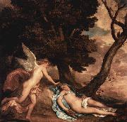 Anthony Van Dyck Amor und Psyche china oil painting reproduction