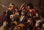 Bernardo Strozzi The Healing of Tobit china oil painting reproduction