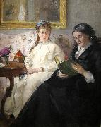 Berthe Morisot Mother and Sister of the Artist china oil painting reproduction