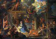 Charles le Brun Adoration by the Shepherds china oil painting reproduction