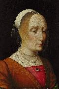 Domenico Ghirlandaio Portrait of a Lady china oil painting reproduction