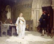 Edmund Blair Leighton Lady Godiva china oil painting reproduction