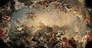 Francisco Bayeu Fall of the Giants china oil painting reproduction