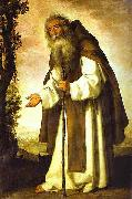 Francisco de Zurbaran Anthony Abbot by Zurbaran china oil painting reproduction