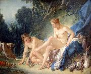 Francois Boucher Diane sortant du bain china oil painting reproduction