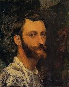 Frederic Bazille Self Portrait china oil painting reproduction