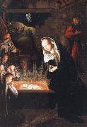 Geertgen Tot Sint Jans naissance du christ china oil painting reproduction