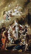 Giambattista Pittoni St Elizabeth Distributing Alms china oil painting reproduction