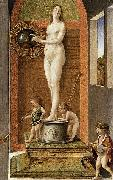 Giovanni Bellini Prudence china oil painting reproduction