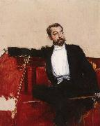 Giovanni Boldini Portrait of John Singer Sargent. china oil painting reproduction