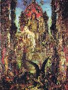 Gustave Moreau Jupiter und Semele china oil painting reproduction