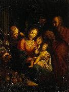 Hans von Aachen The Holy Family china oil painting reproduction