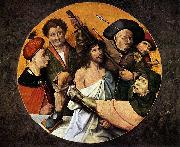 Hieronymus Bosch Christ Crowned with Thorns. china oil painting reproduction