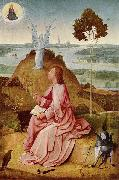 Hieronymus Bosch Saint John the Evangelist on Patmos. china oil painting reproduction