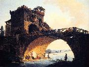 Hubert Robert Dimensions and material of painting china oil painting reproduction