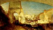 J.M.W.Turner forum romanum china oil painting reproduction