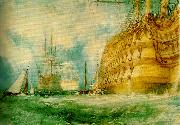 J.M.W.Turner first-rate china oil painting reproduction