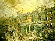 J.M.W.Turner the pantheon, the morning after the fire china oil painting reproduction