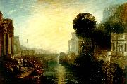 J.M.W.Turner dido building carthage china oil painting reproduction