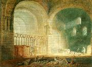 J.M.W.Turner trancept of ewenny priory china oil painting reproduction