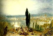 J.M.W.Turner paestum china oil painting reproduction