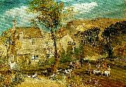 J.M.W.Turner caley hall china oil painting reproduction