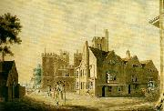 J.M.W.Turner the archbishop's palace, lambeth china oil painting reproduction