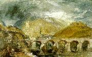 J.M.W.Turner bingen from the nahe china oil painting reproduction